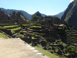 Búcsu a Machu Picchutól