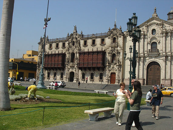 Lima főtér